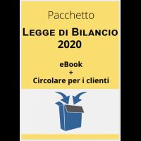 Legge di Bilancio 2020 eBook + Circolare per i clienti