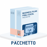 Business Plan - Pacchetto completo (excel)