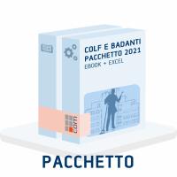 Colf e badanti 2021 (eBook + Foglio excel)