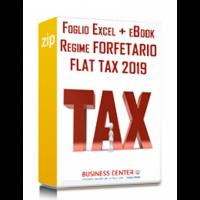 Regime forfettario 2019 e convenienza (eBook + excel)