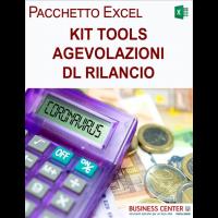 Kit tools agevolazioni Decreto Rilancio (Excel)