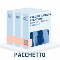 Credito imposta affitto immobili e cessione - Pacchetto