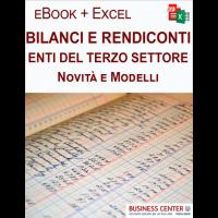 Bilanci e rendiconti Enti del Terzo settore + Modelli