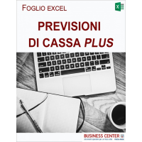 Previsioni di cassa Plus (Excel)