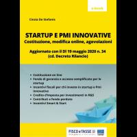 Start up e PMI innovative (eBook 2020)