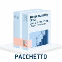 Soluzioni di superamento Crisi (Pacchetto eBook 2021)
