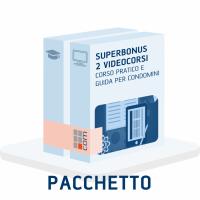 Superbonus 110 per cento: 2 videocorsi online
