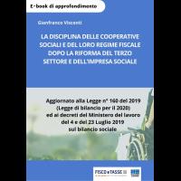 La disciplina delle Cooperative sociali (eBook 2020)